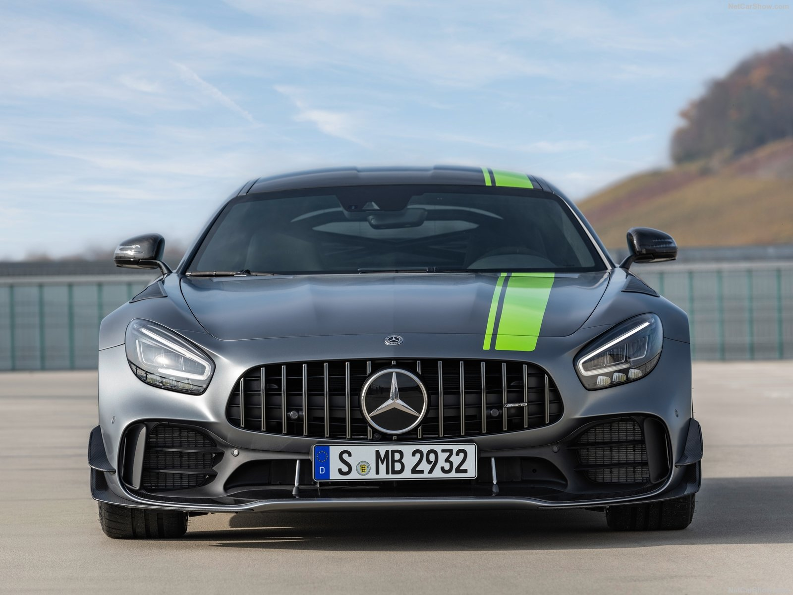 Mercedes-Benz AMG GT R photo 192729