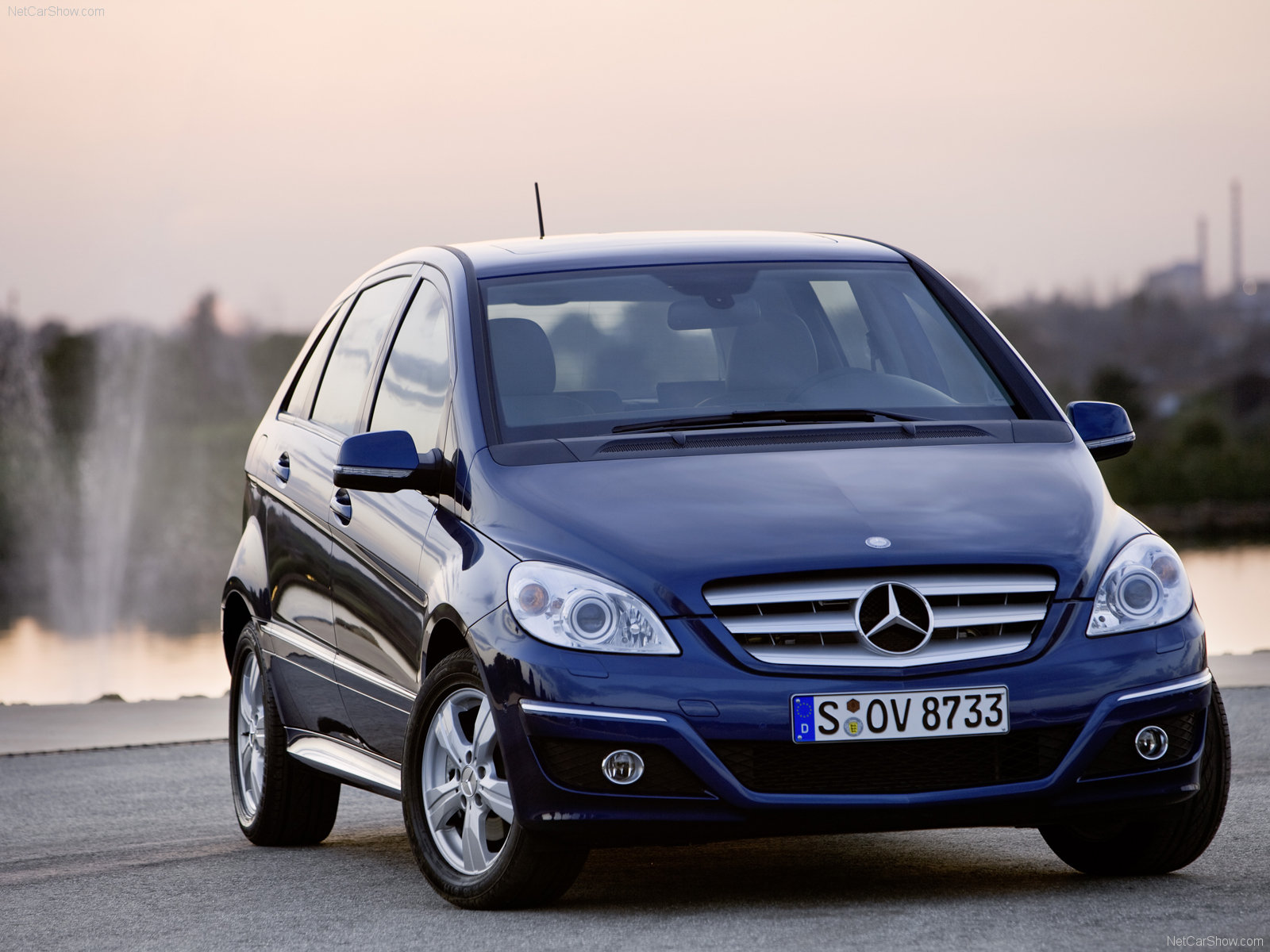 Mercedes-Benz B-Class photo 55952