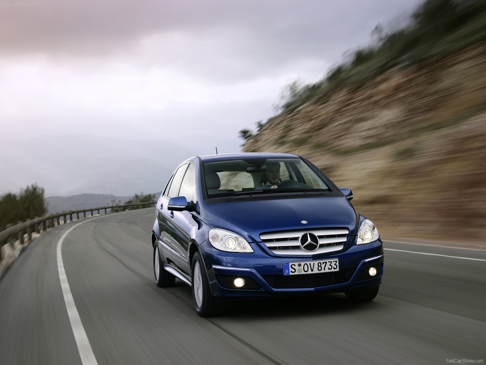 Mercedes-Benz B-Class photo 55955