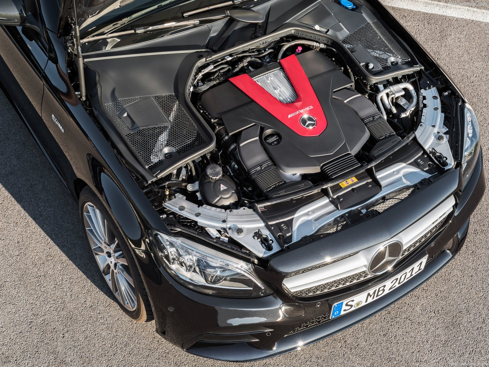 Mercedes-Benz C-Class AMG photo 186823