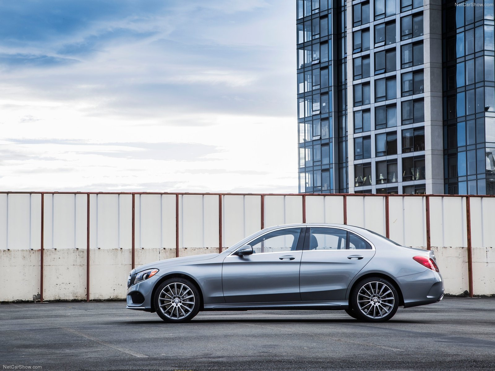 Mercedes-Benz C-Class US-Version photo 126766
