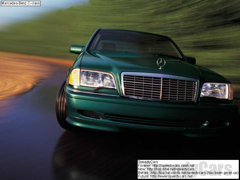 Mercedes-Benz C-Class W202 photo 4532