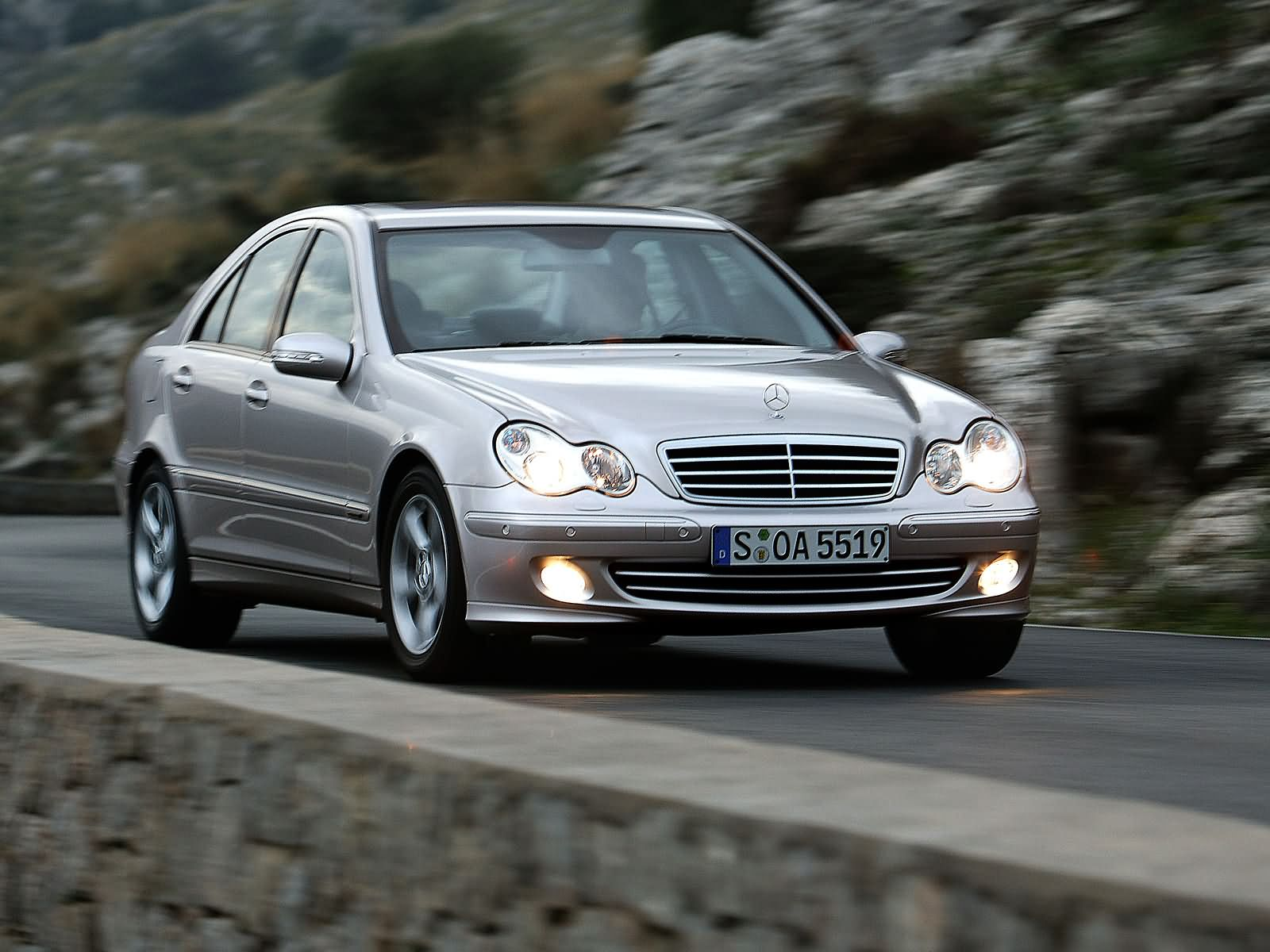 Mercedes-Benz C-Class W203 picture #10829 | Mercedes-Benz photo ...
