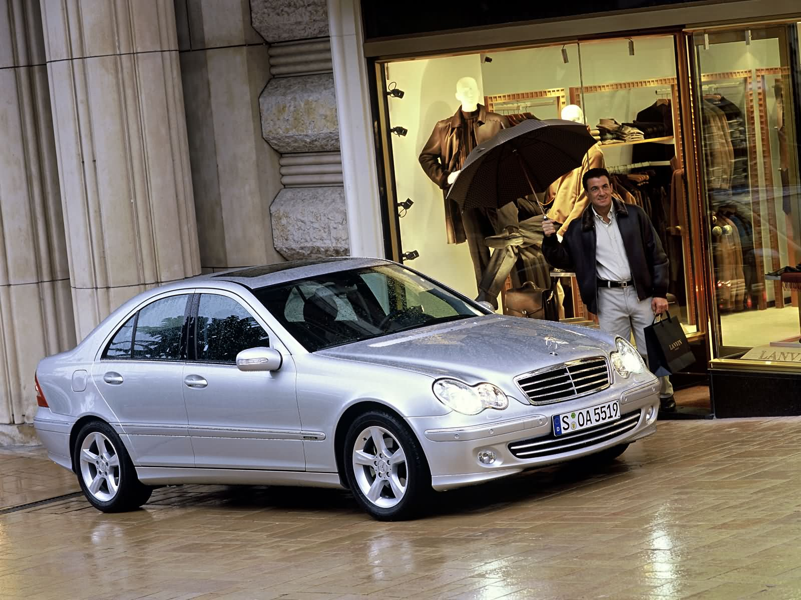 Mercedes-Benz C-Class W203 photo 10841