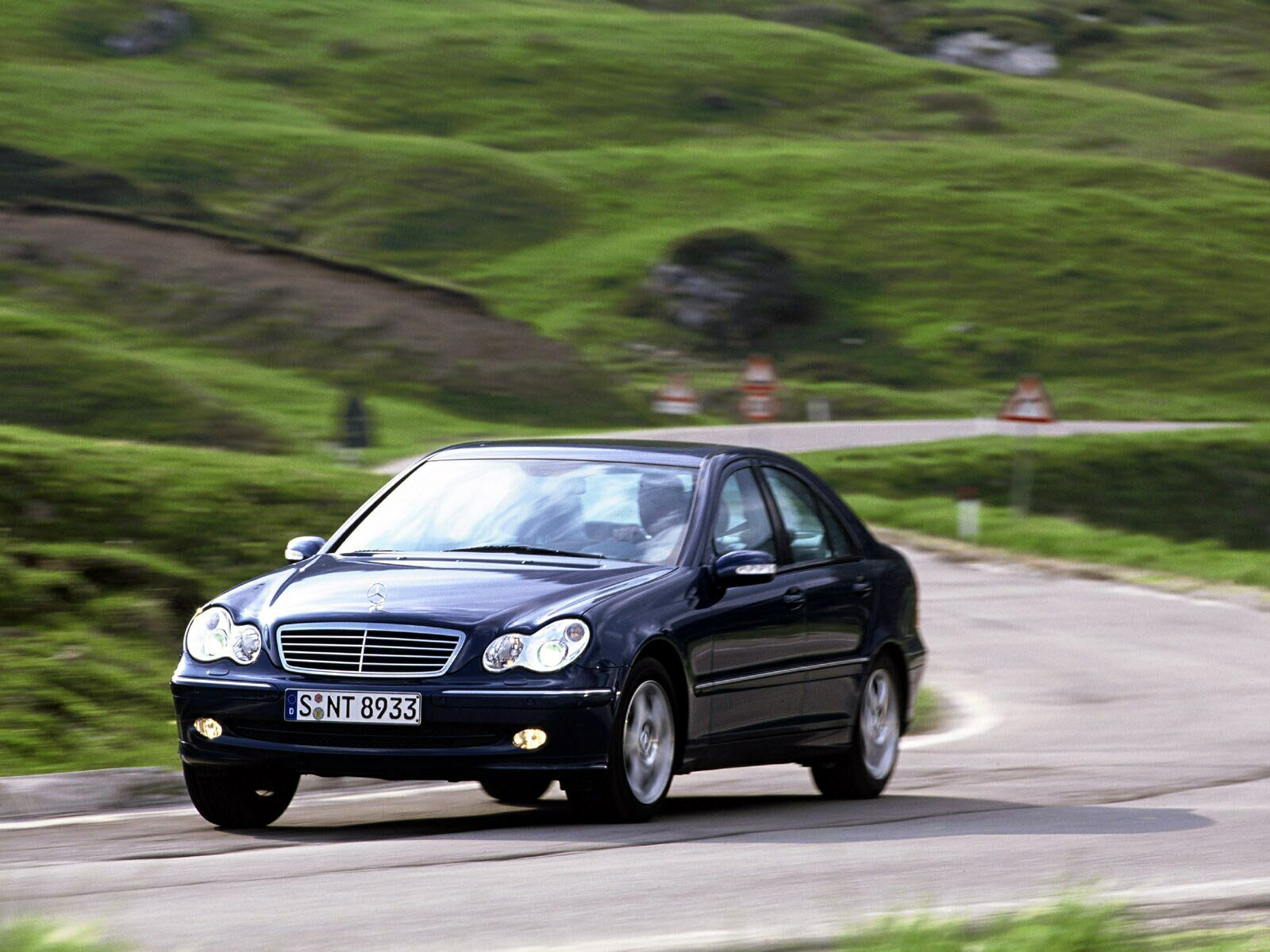 Mercedes-Benz C-Class W203 photo 10927
