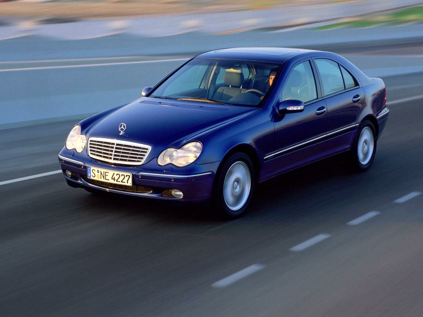 Mercedes-Benz C-Class W203 photo 10967
