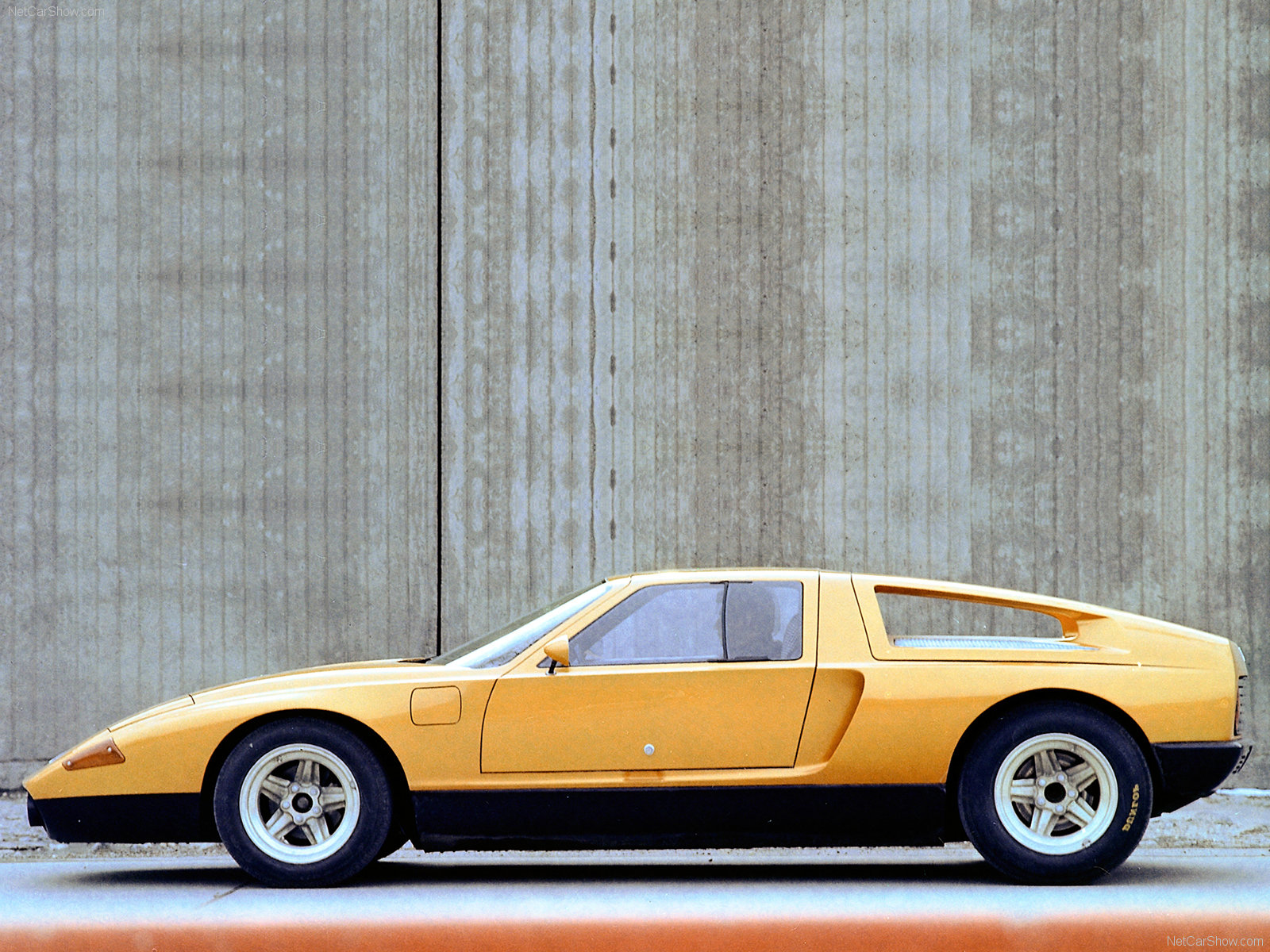Mercedes-Benz C111 photo 71721