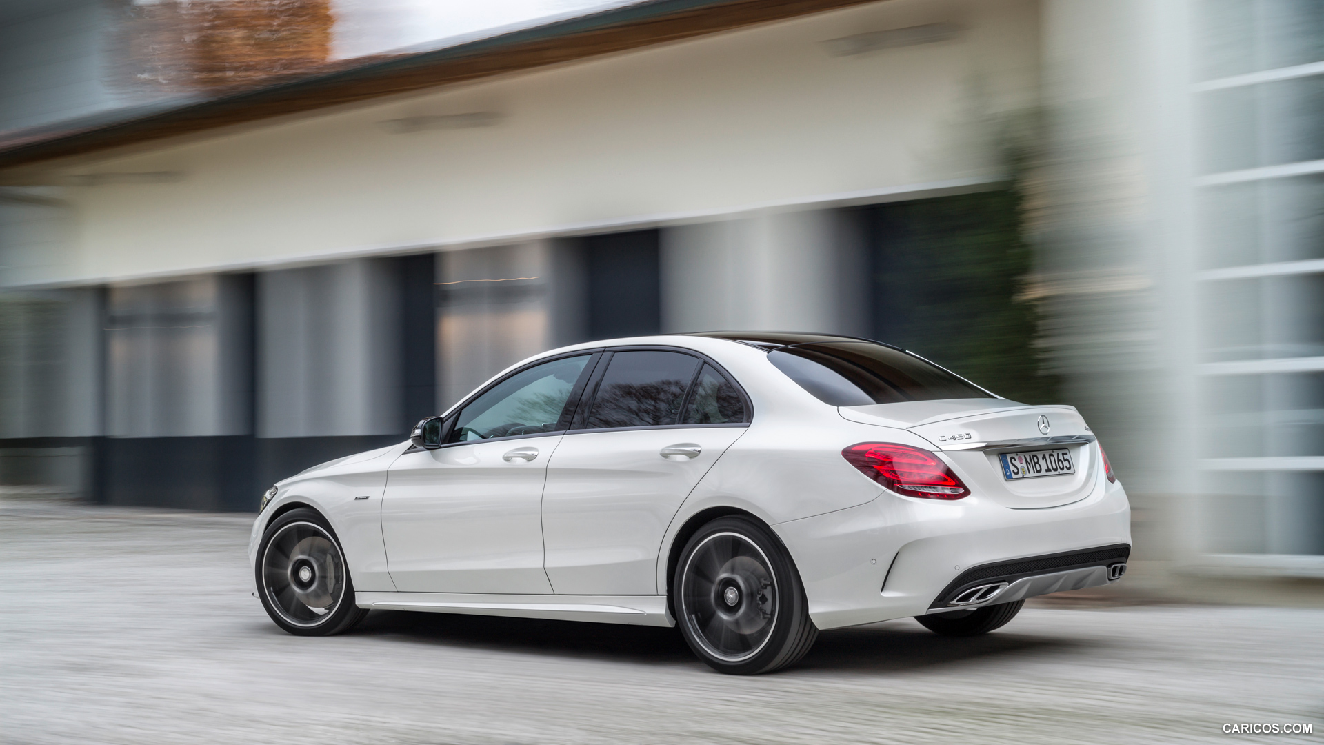 Mercedes-Benz C450 AMG photo 135731