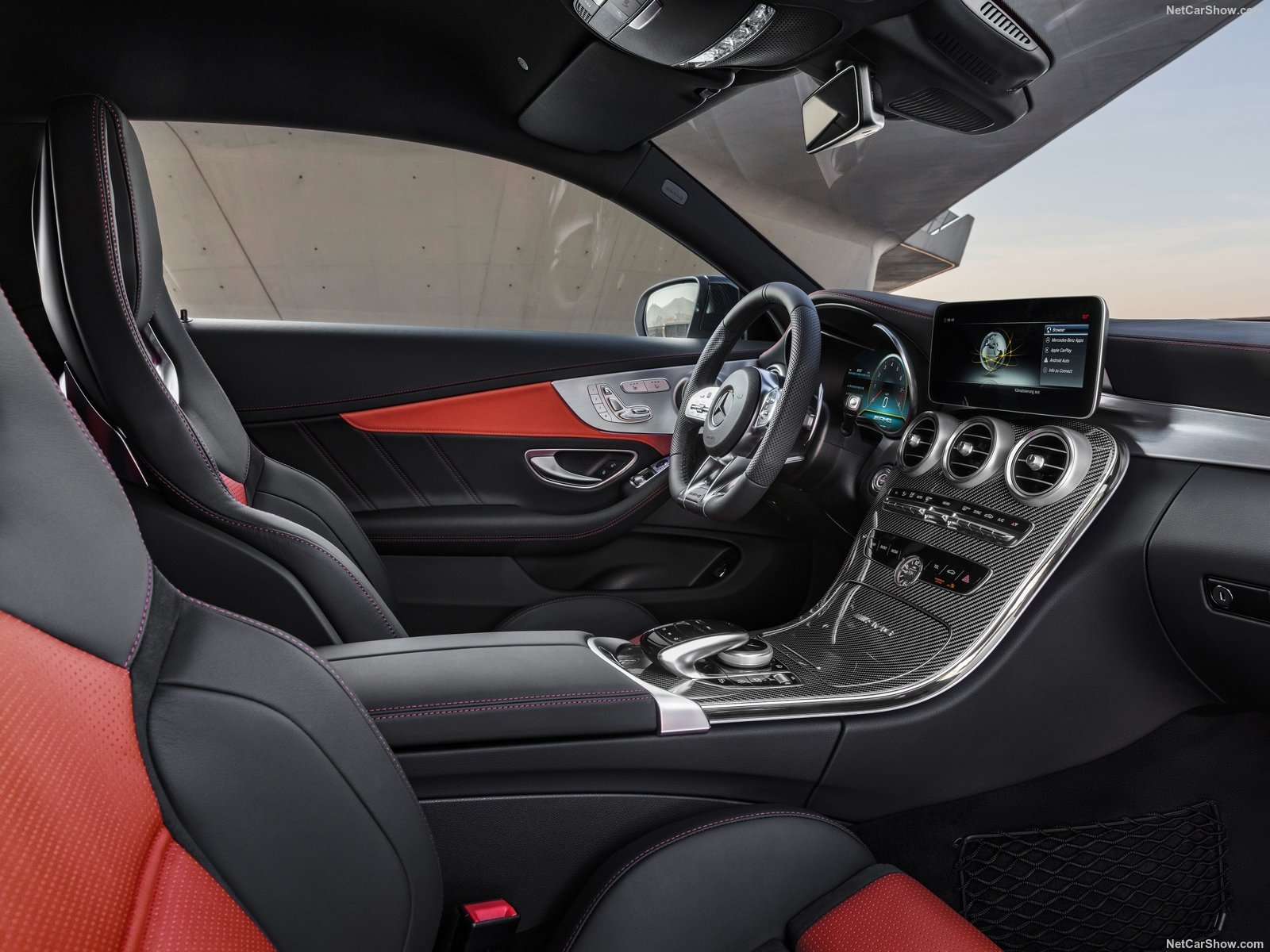 Mercedes-Benz C63 S AMG Coupe photo 187360
