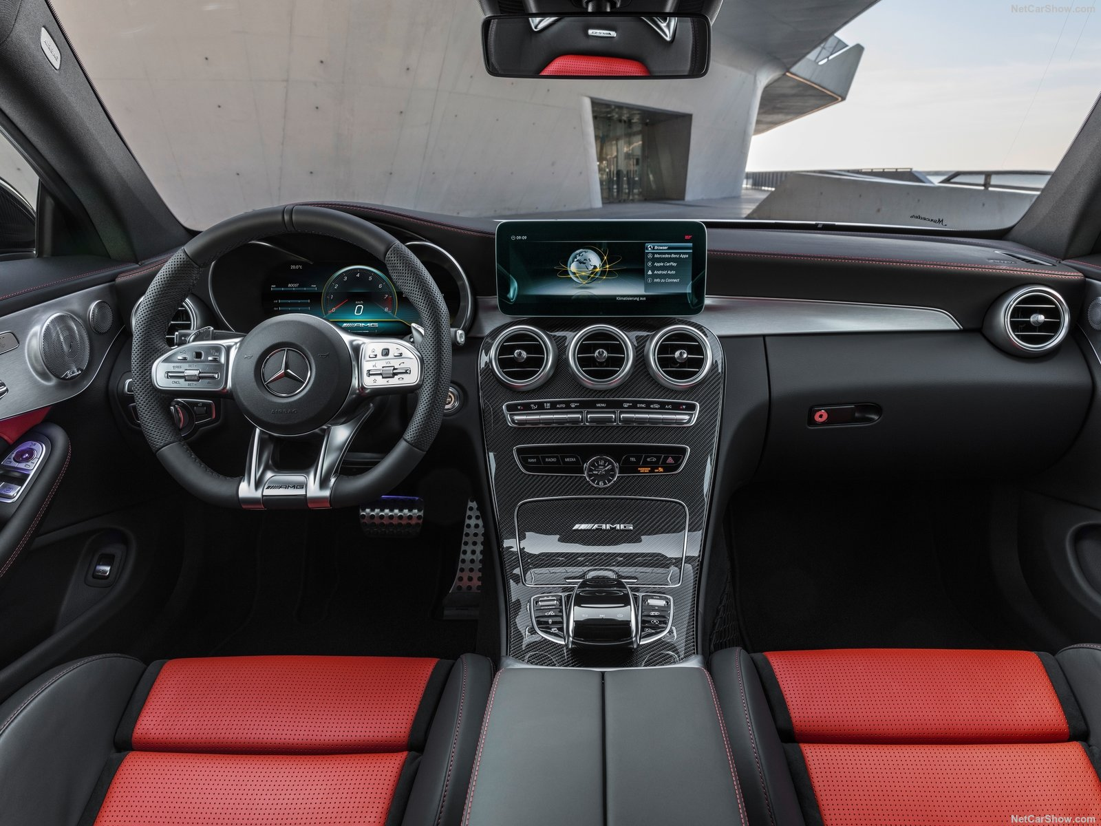 Mercedes-Benz C63 S AMG Coupe photo 187361