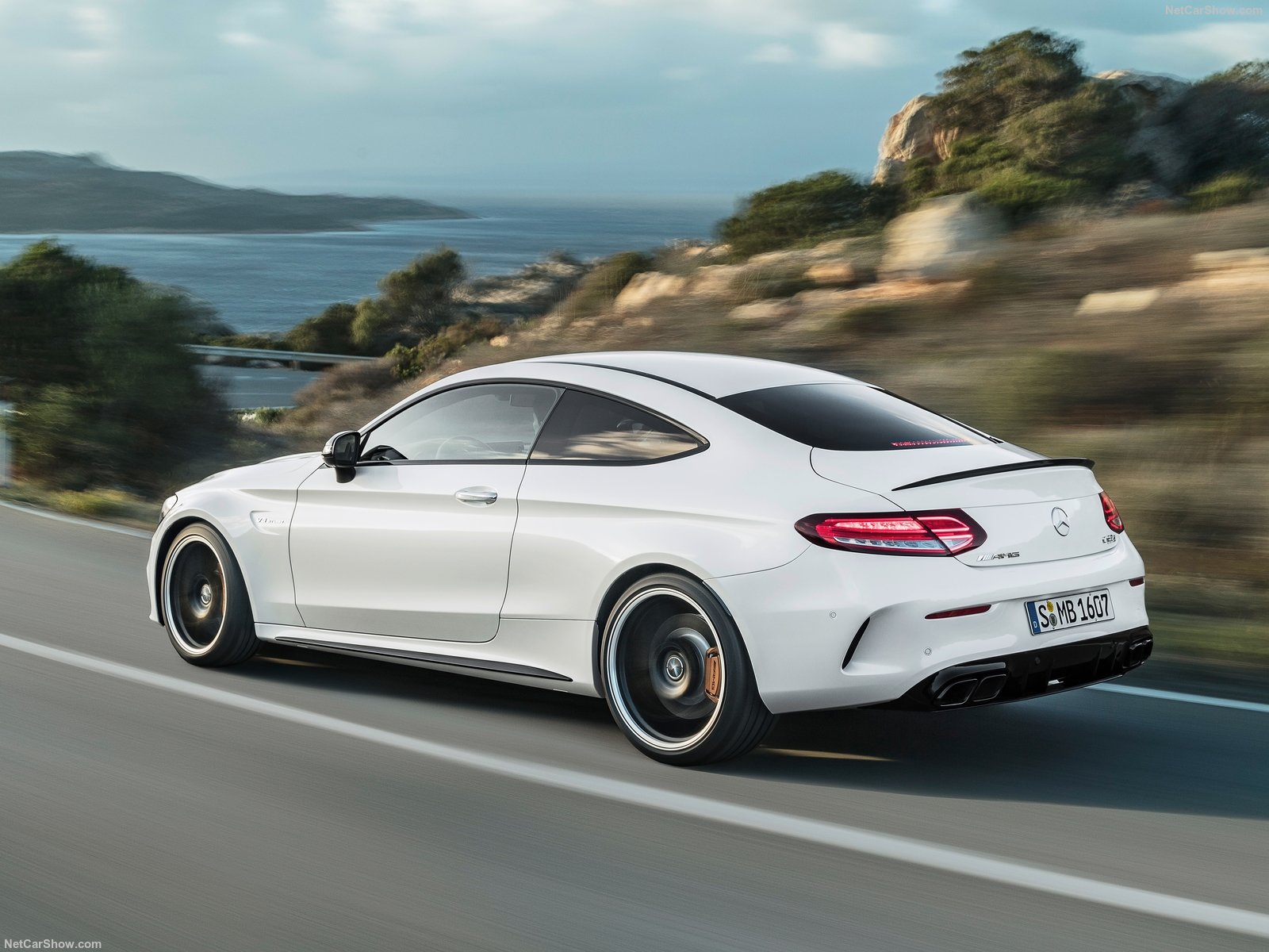 Mercedes-Benz C63 S AMG Coupe photo 187364