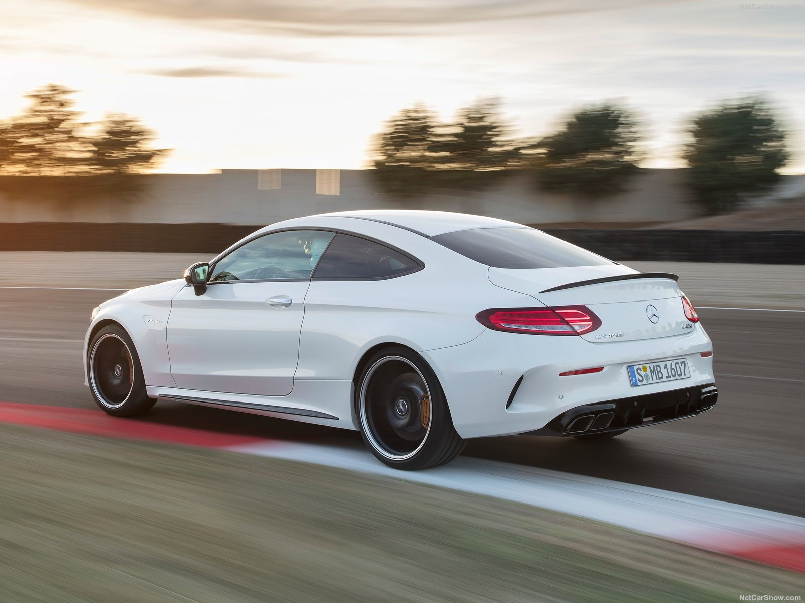 Mercedes-Benz C63 S AMG Coupe photo 187365