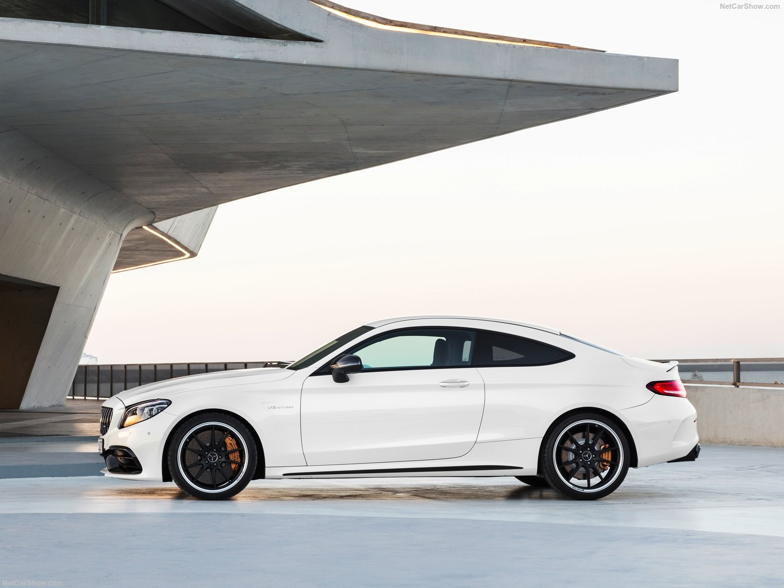 Mercedes-Benz C63 S AMG Coupe photo 187378