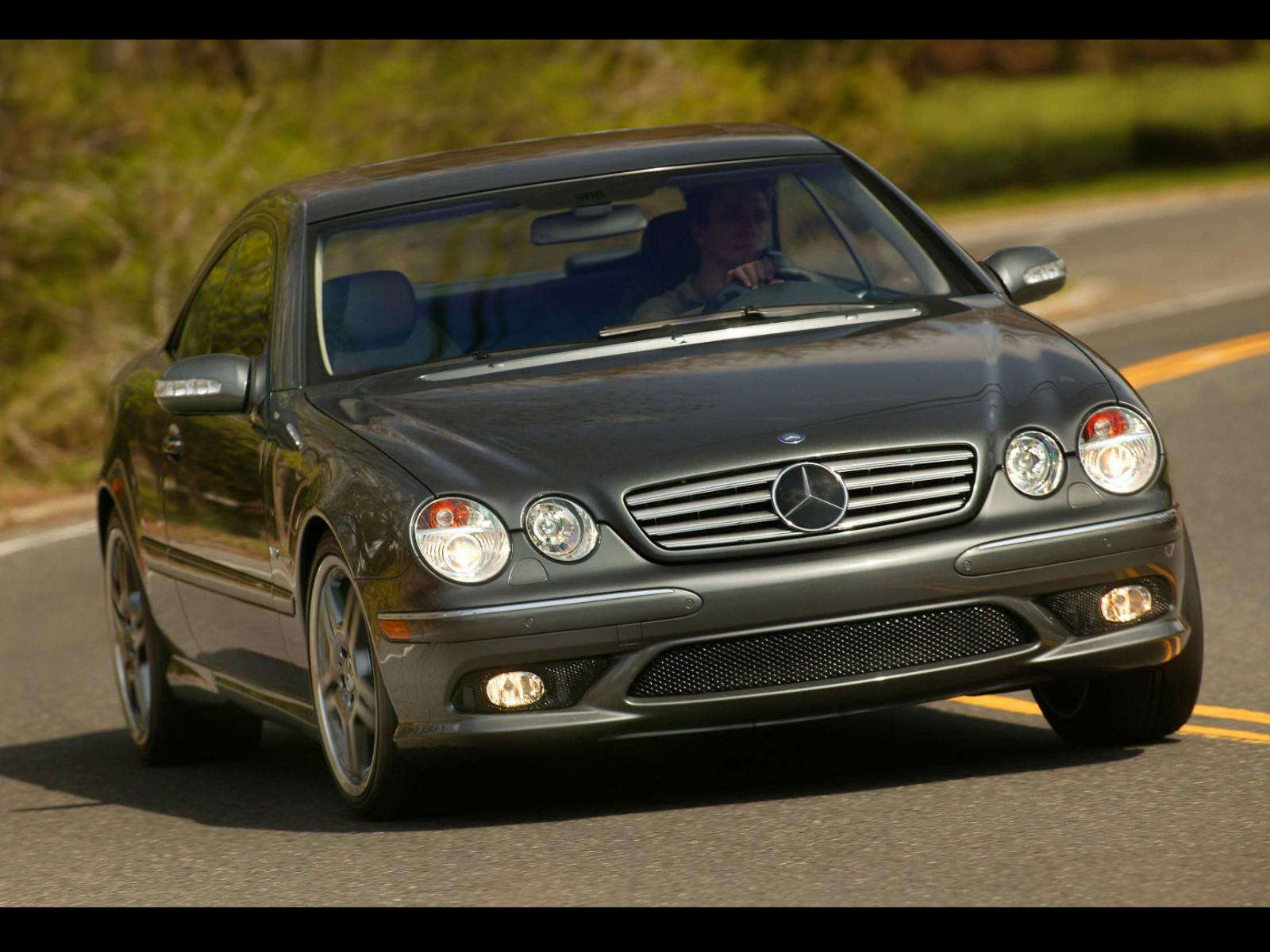 Mercedes-Benz CL AMG photo 14605