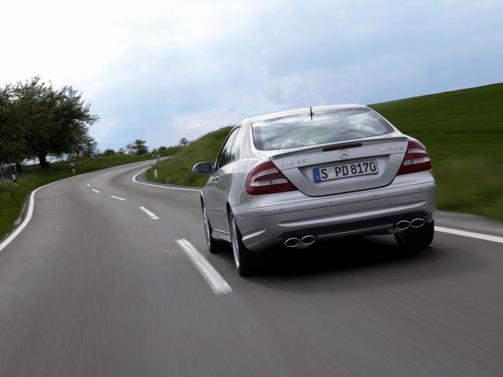 Mercedes-Benz CLK AMG photo 14641