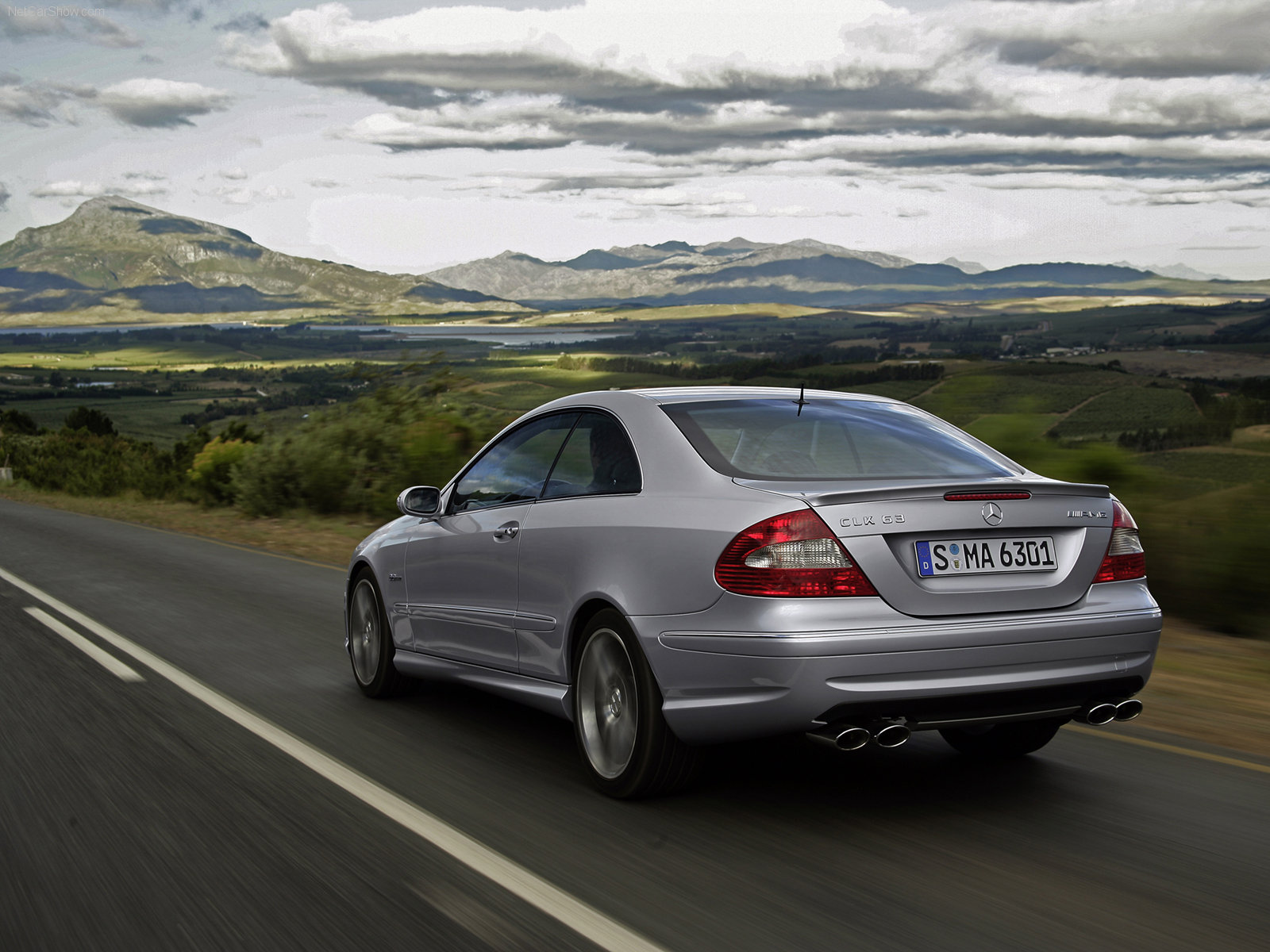Mercedes-Benz CLK AMG photo 32625