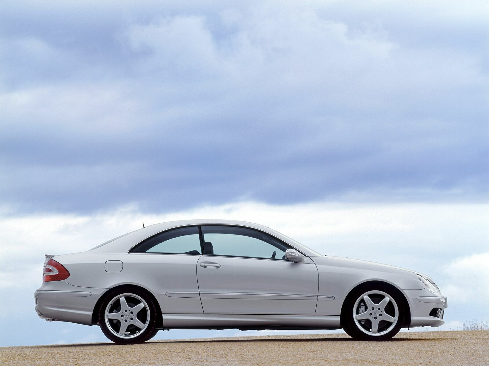 Mercedes-Benz CLK photo 11113