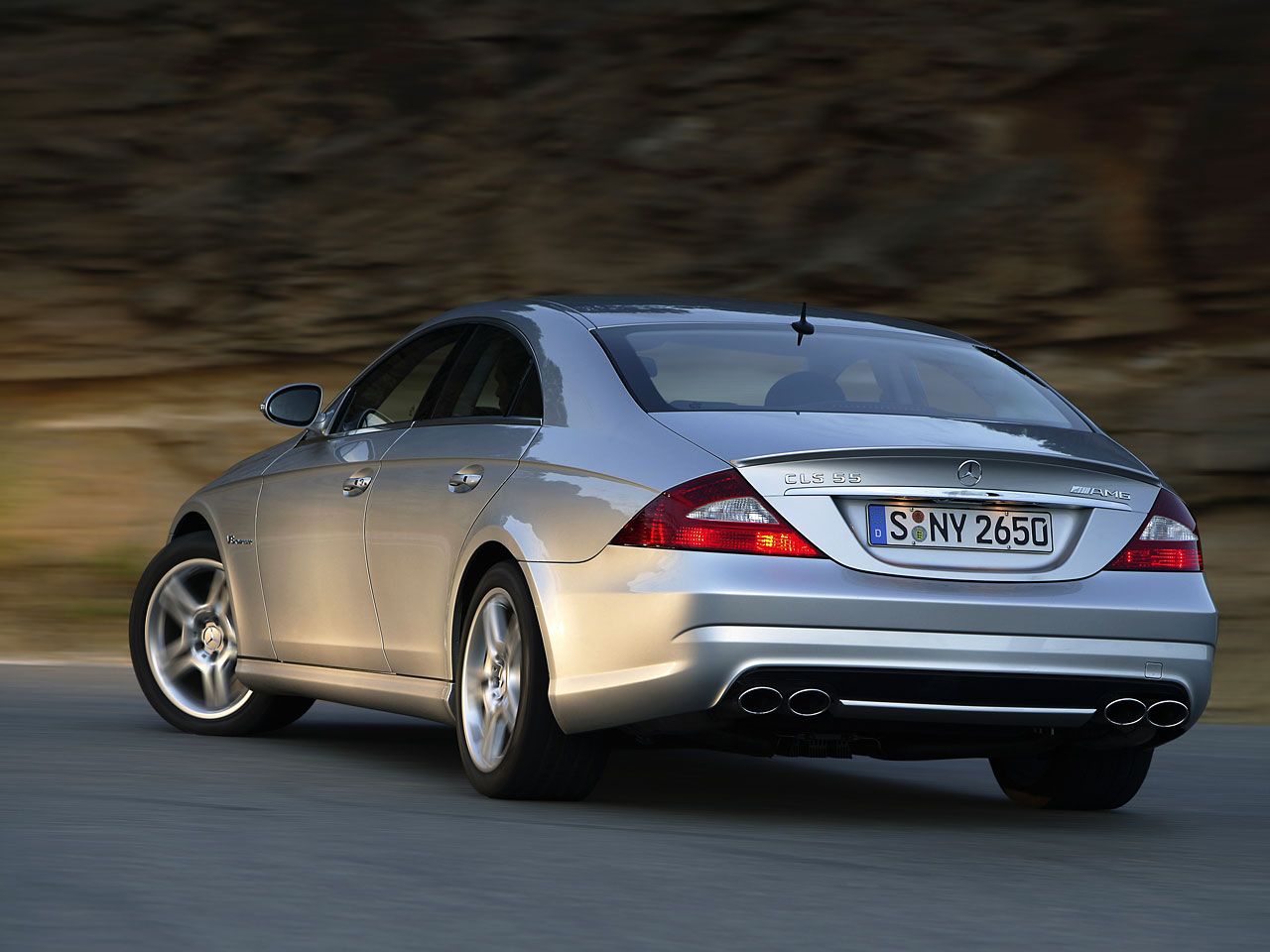 Mercedes-Benz CLS AMG photo 17713