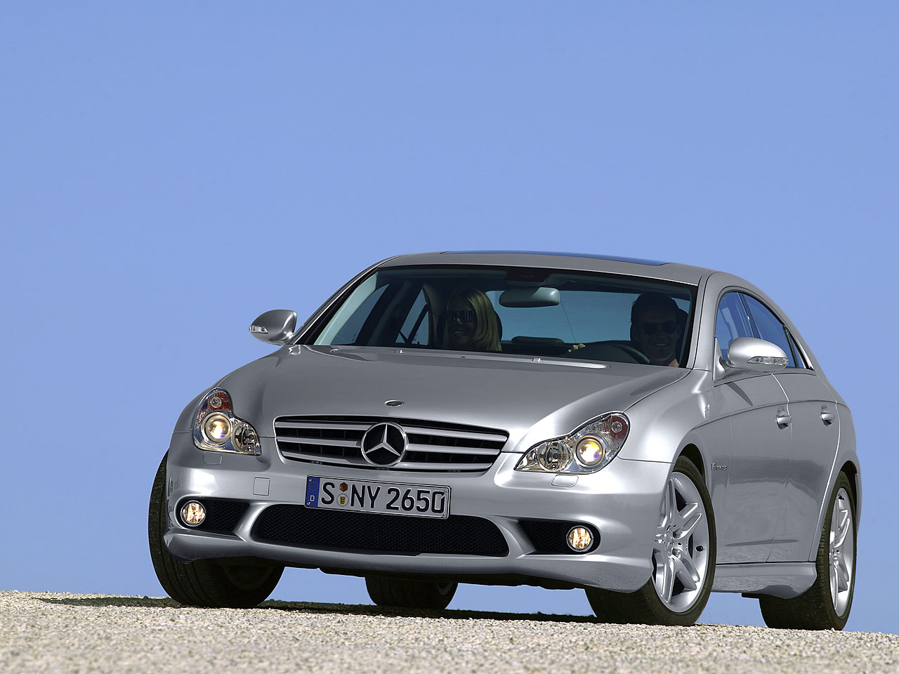 Mercedes-Benz CLS AMG photo 17715