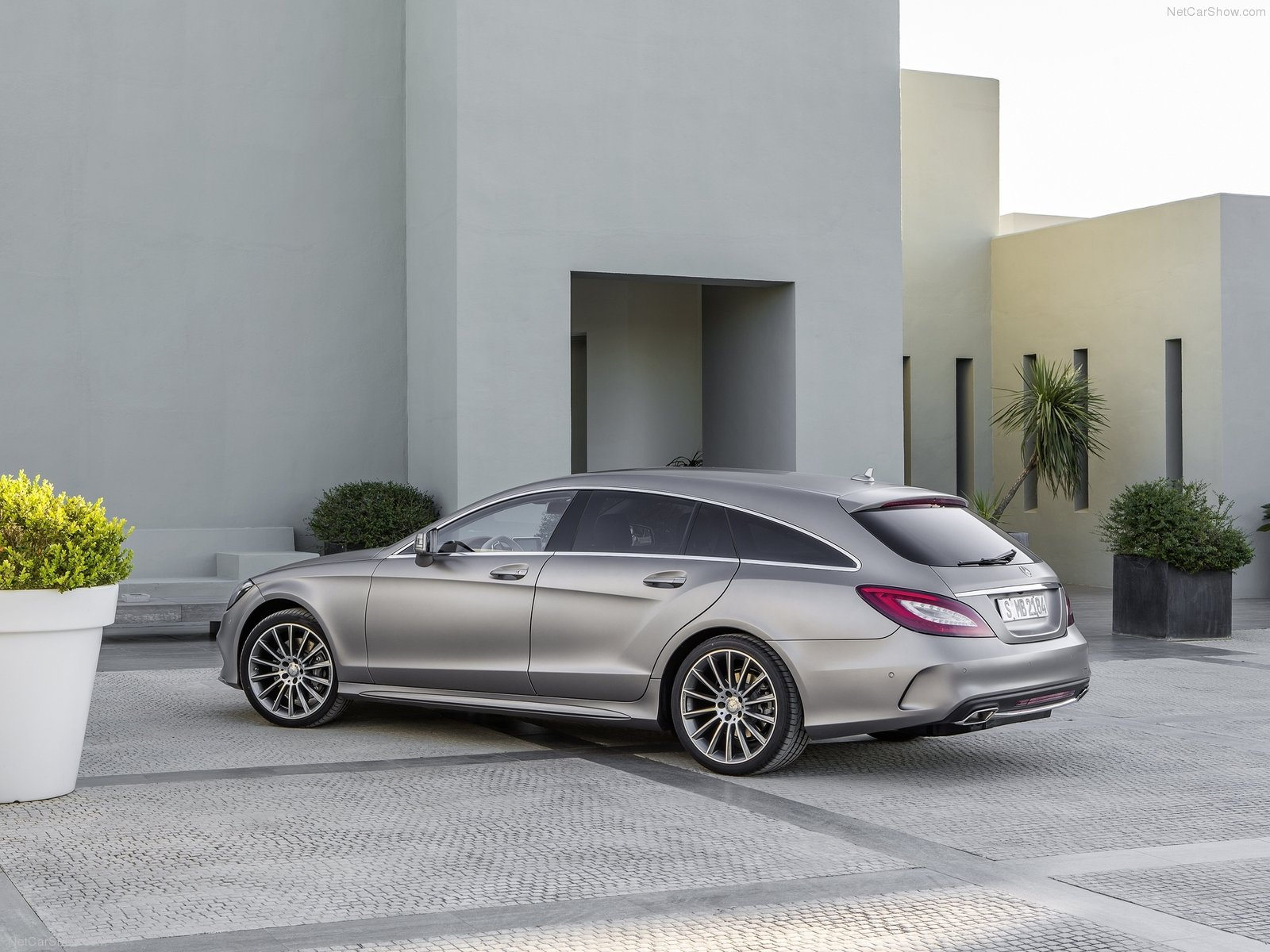 Mercedes-Benz CLS-Class photo 122681