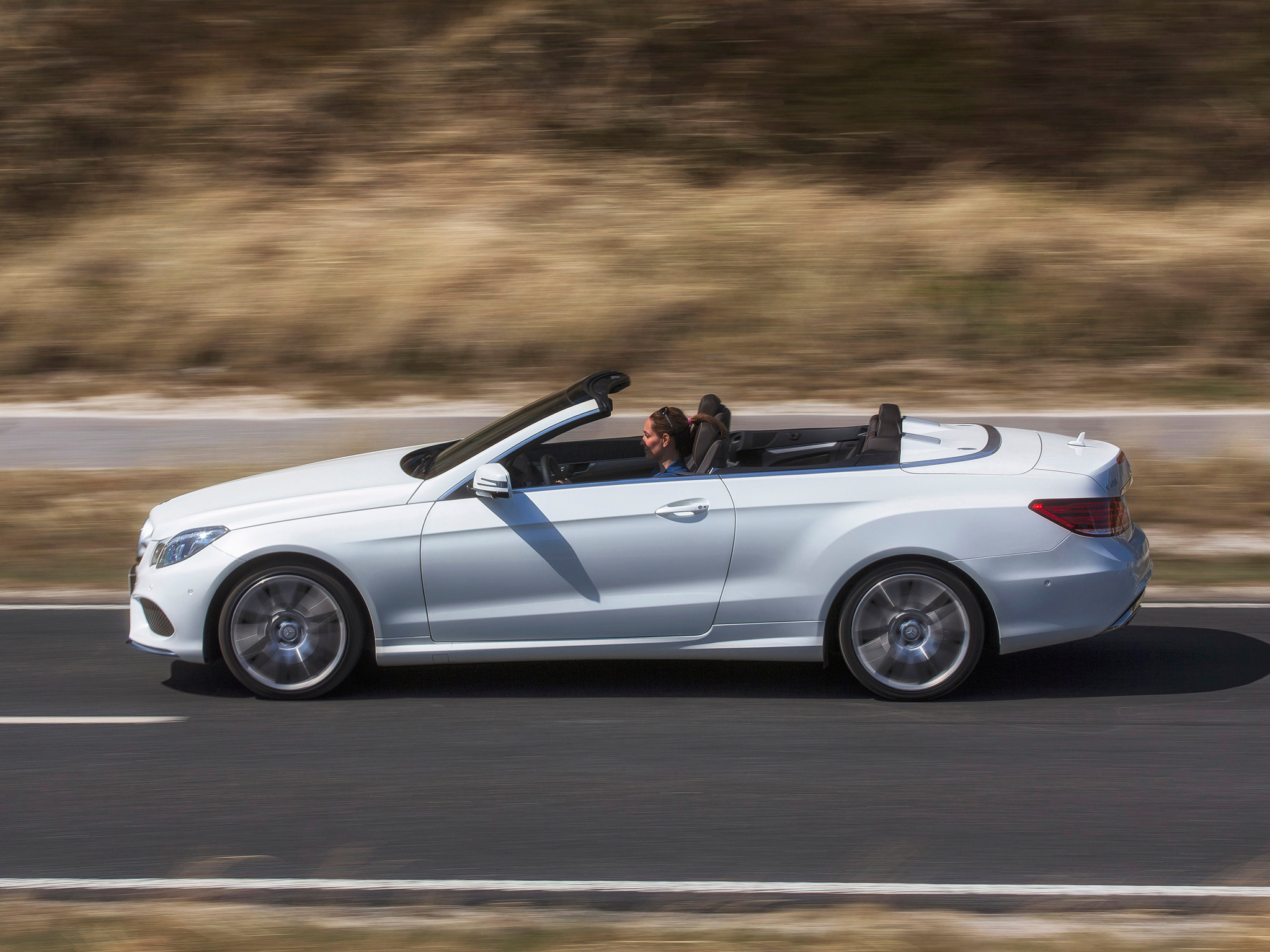 Mercedes-Benz E-Class Cabriolet photo 100588