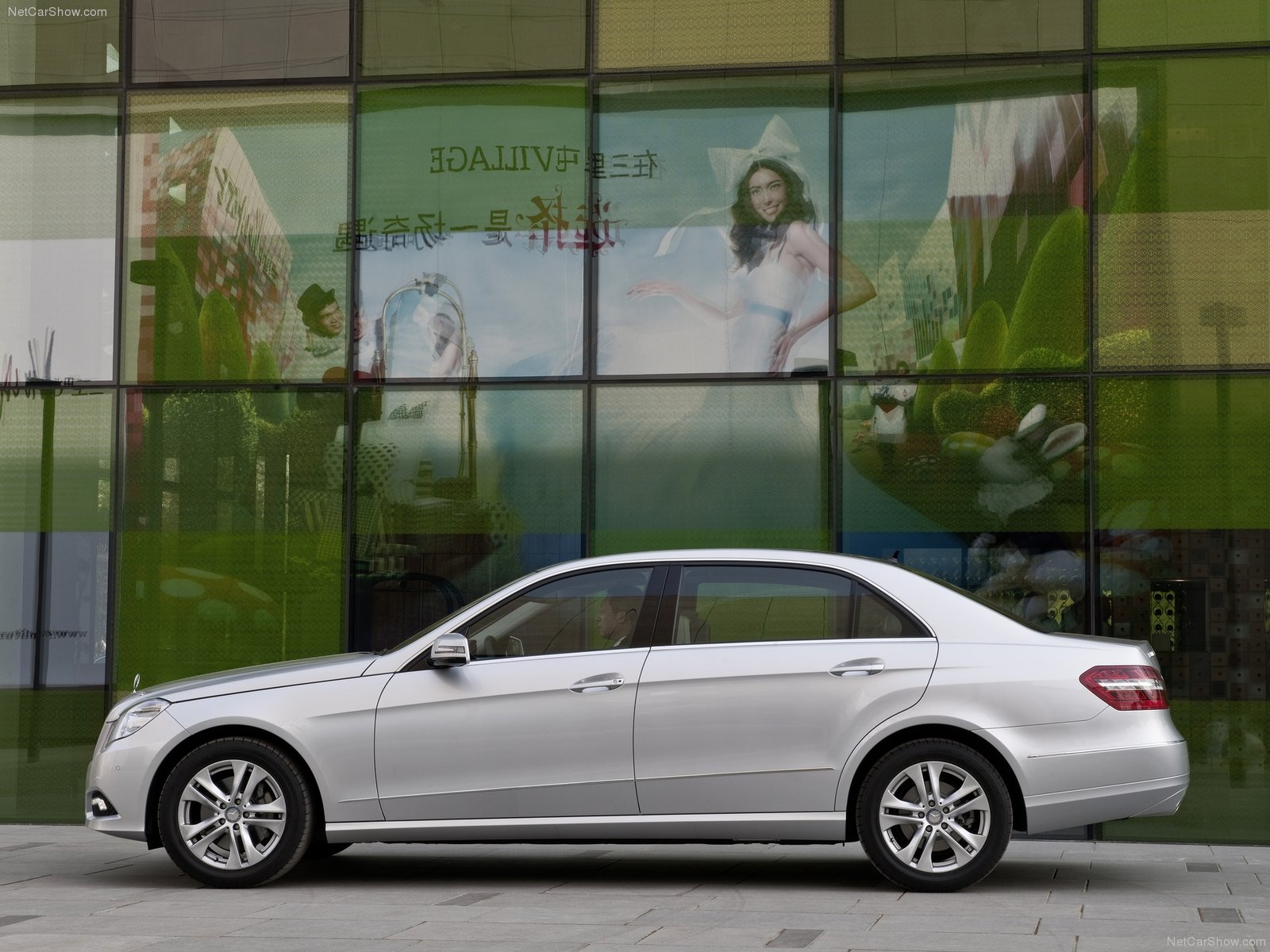 Mercedes-Benz E-Class L photo 73499