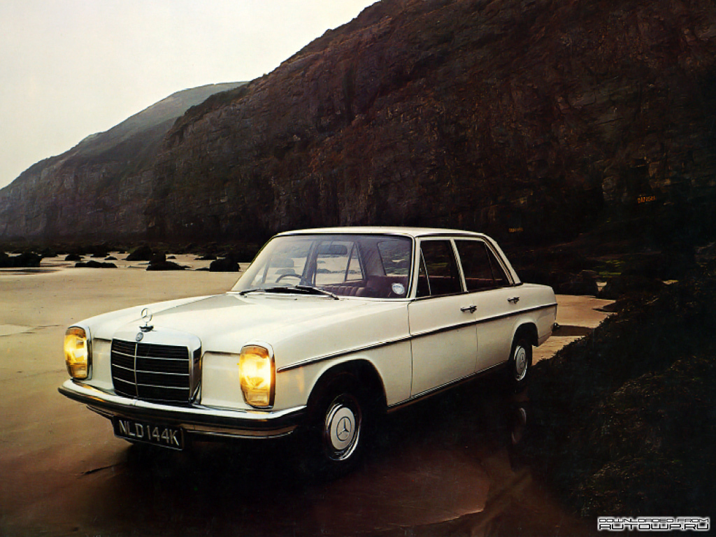 Mercedes-Benz E-Class W114 W115 photo 61130