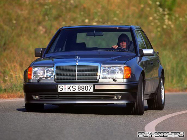 Mercedes-Benz E-Class W124 photo 76726
