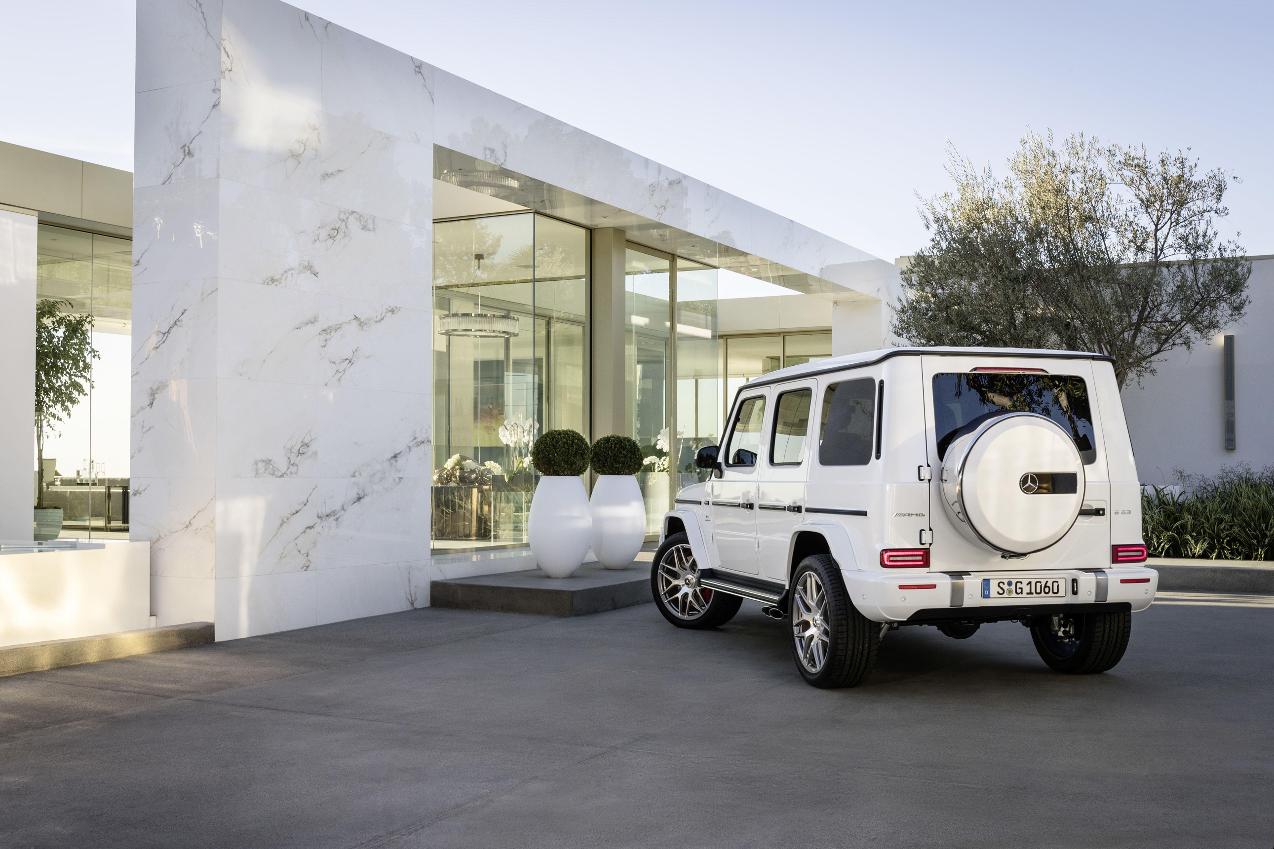 Mercedes-Benz G-Class AMG photo 186424