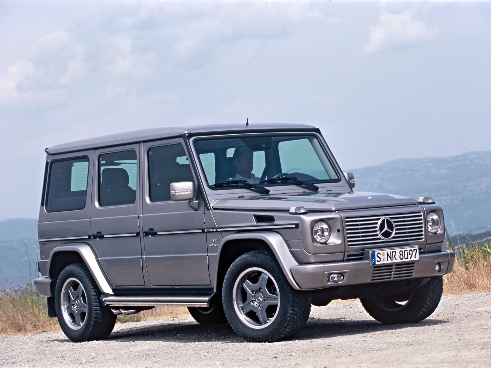 Mercedes-Benz G-Class AMG photo 37499