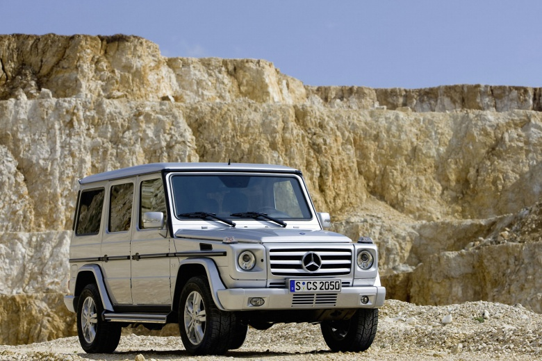 Mercedes-Benz G-Class W463 photo 105244