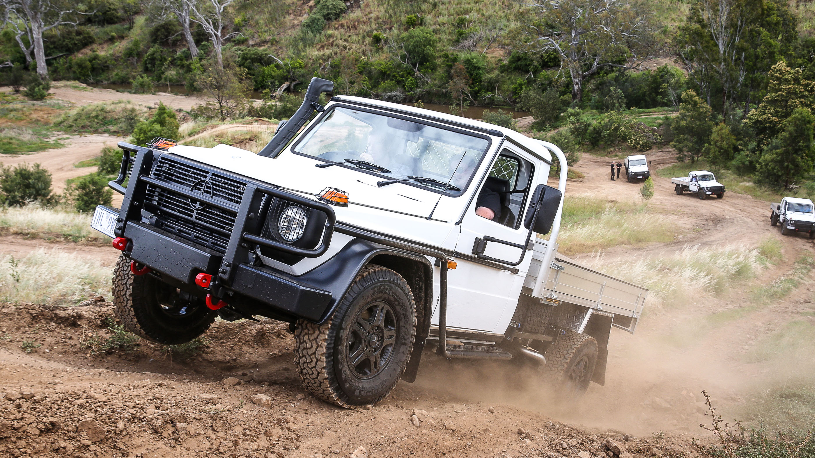 Mercedes-Benz G-Professional photo 172155