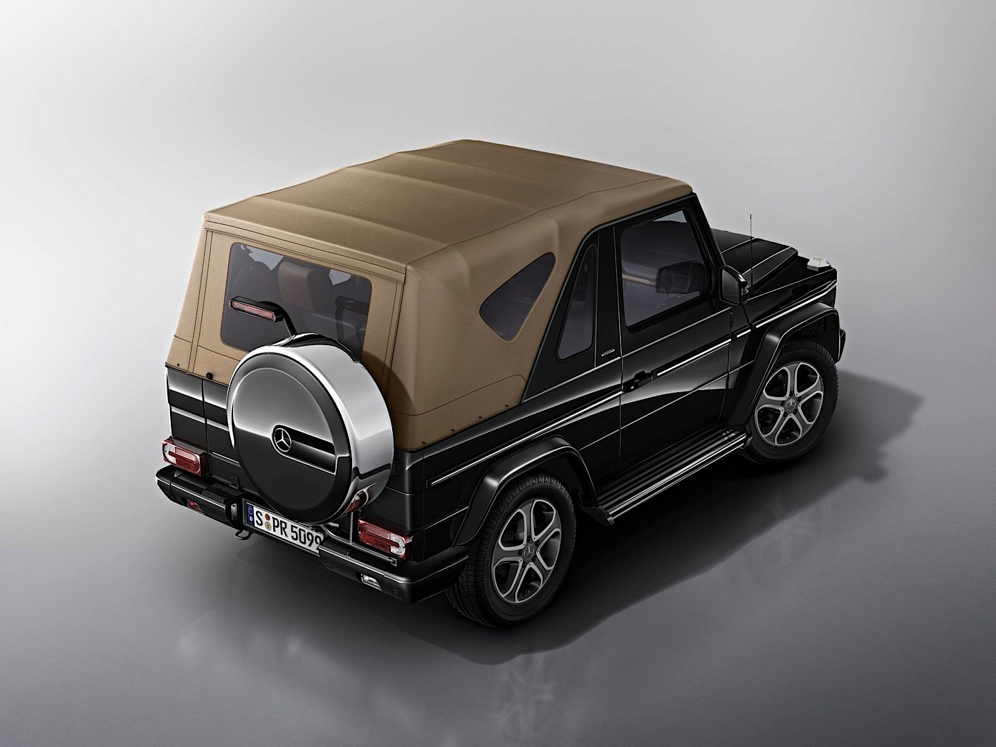 Mercedes-Benz G500 Final Edition 200 photo 106000
