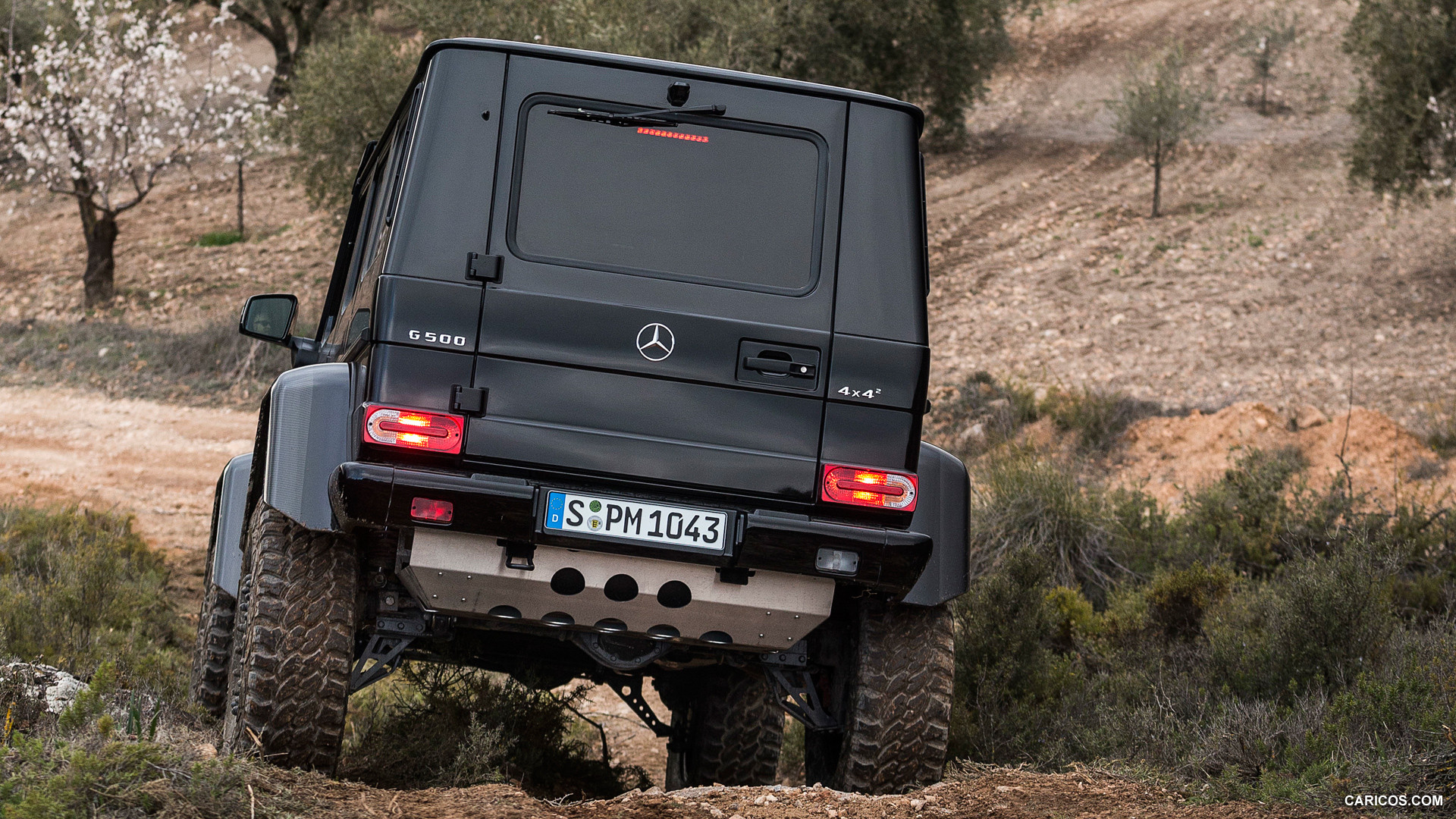 Mercedes-Benz G500 photo 137150