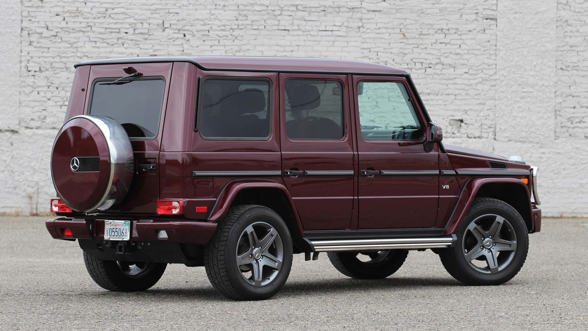 Mercedes-Benz G550 photo 166713
