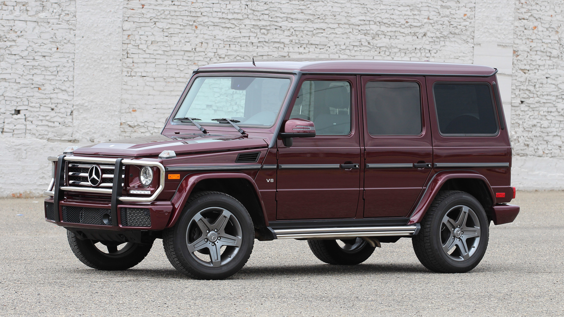Mercedes-Benz G550 photo 166717