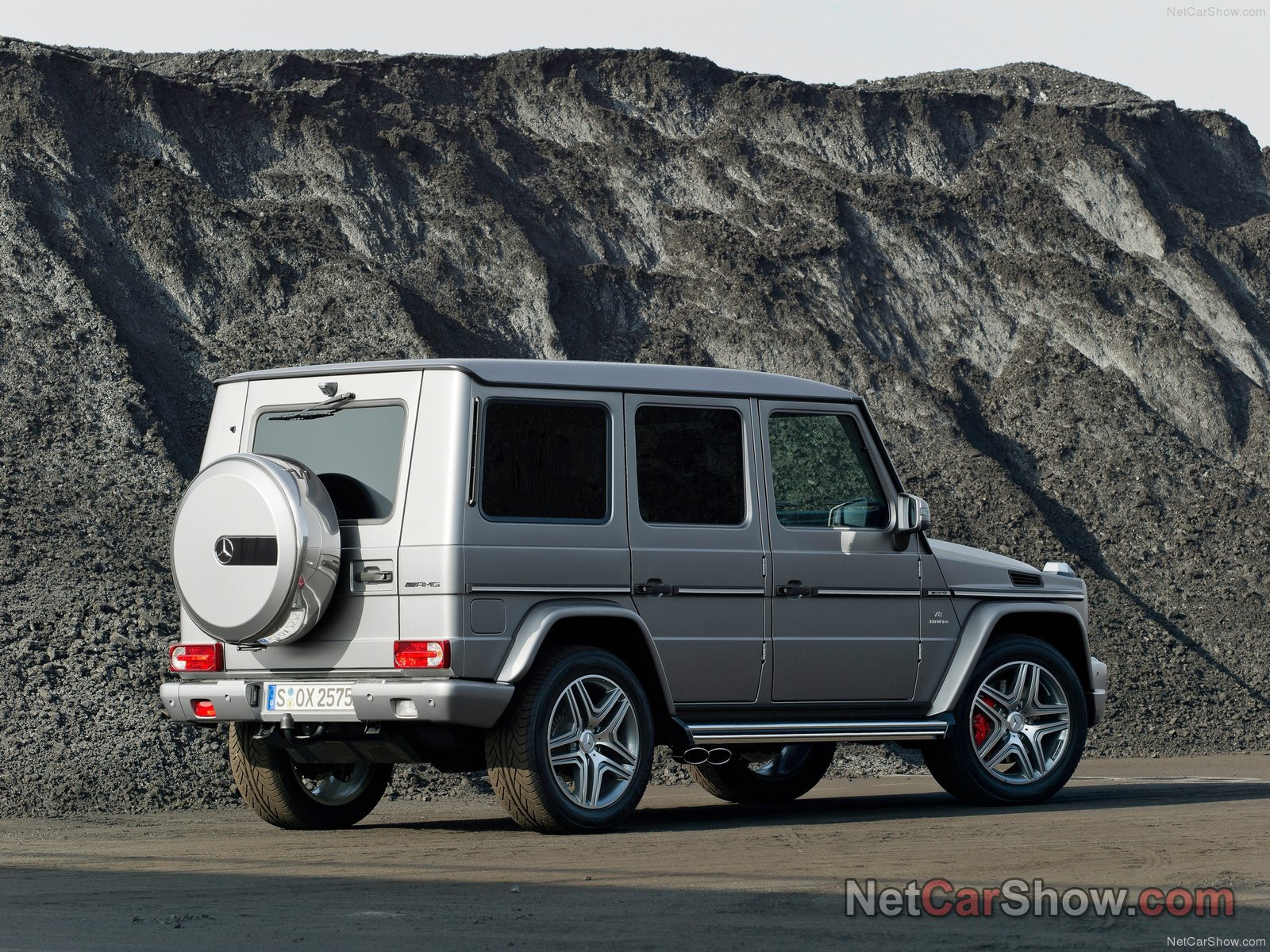 Mercedes-Benz G63 AMG photo 91171