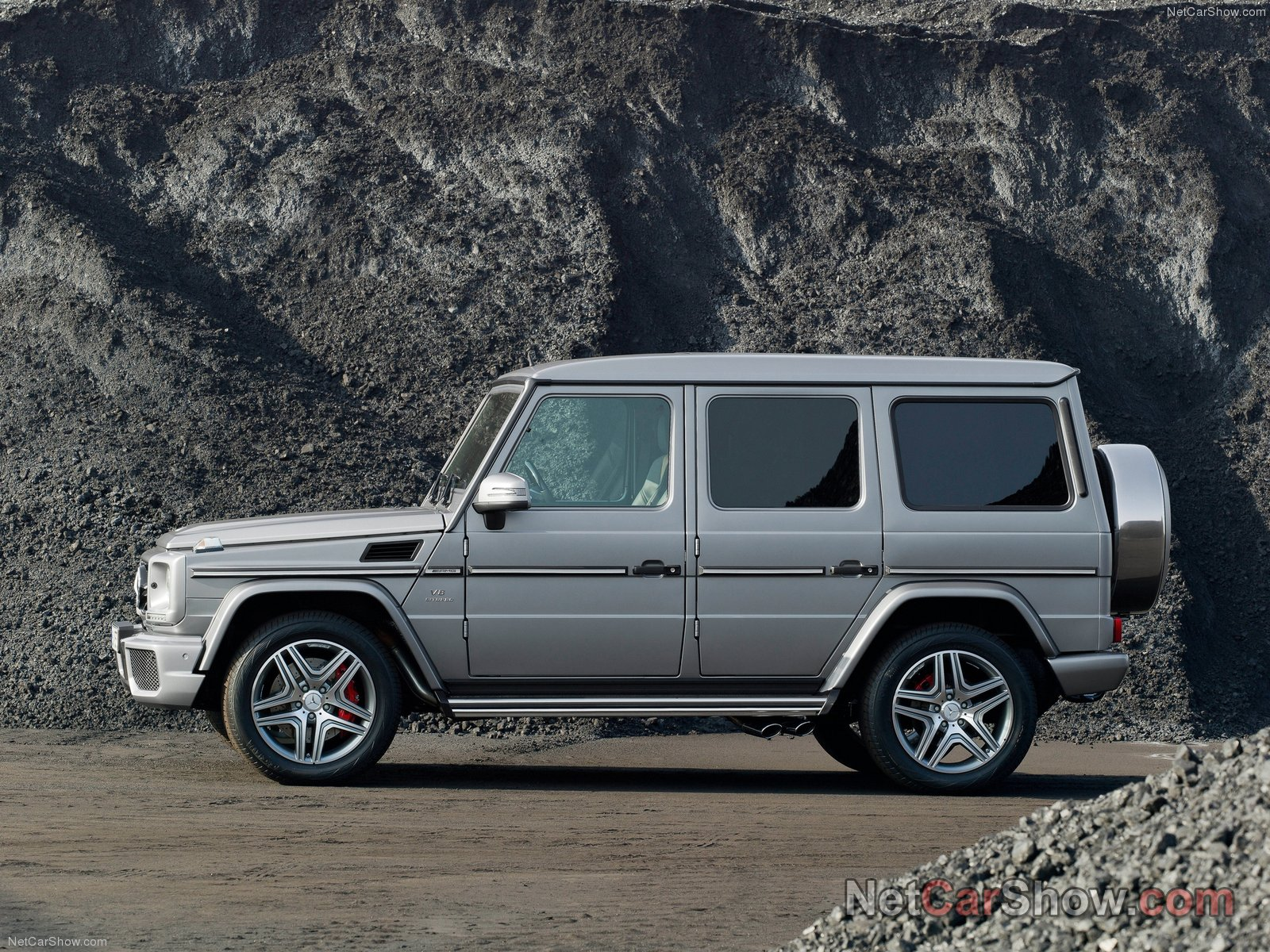 Mercedes-Benz G63 AMG photo 91173