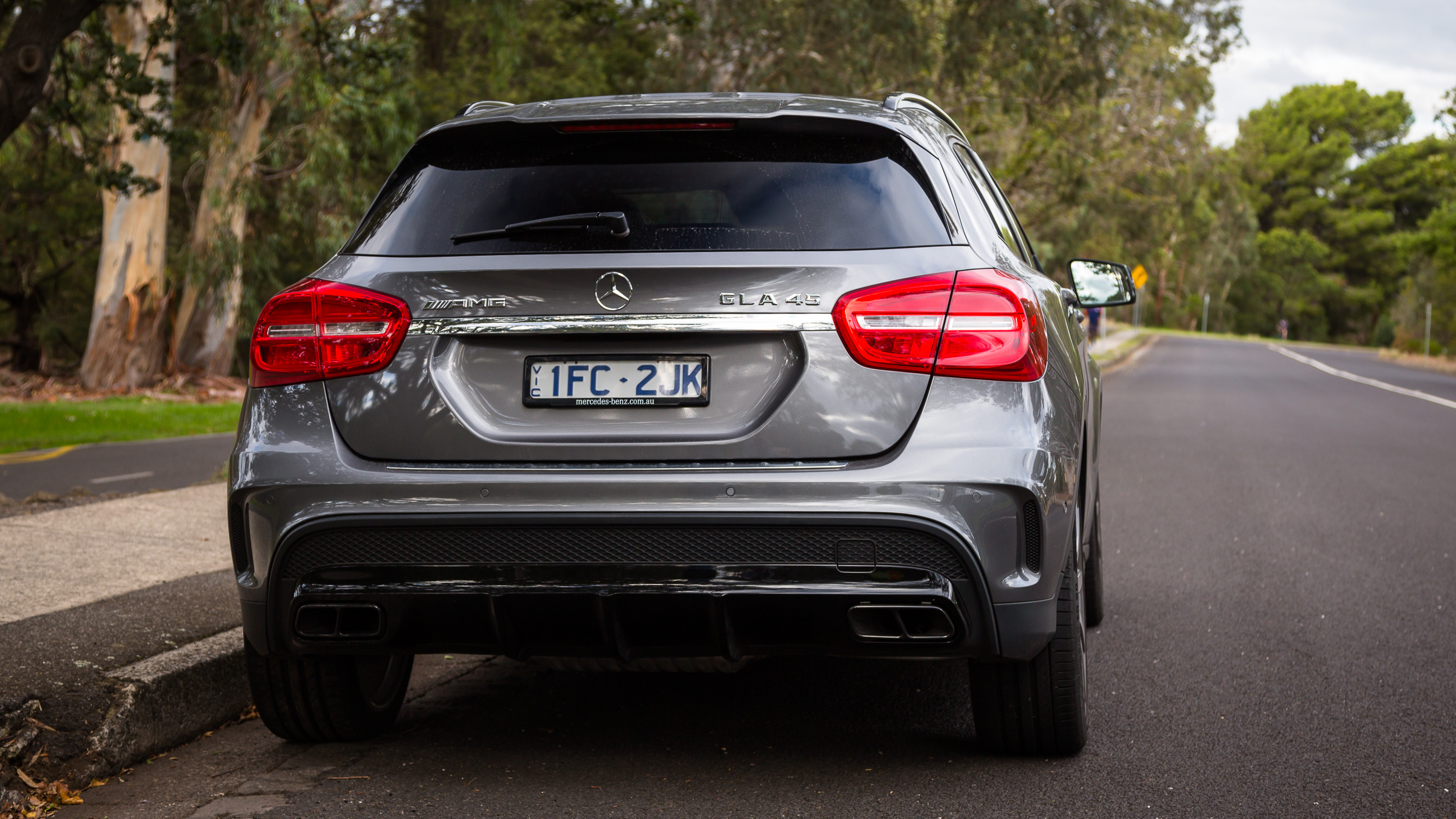 Mercedes-Benz GLA 45 AMG photo 167675