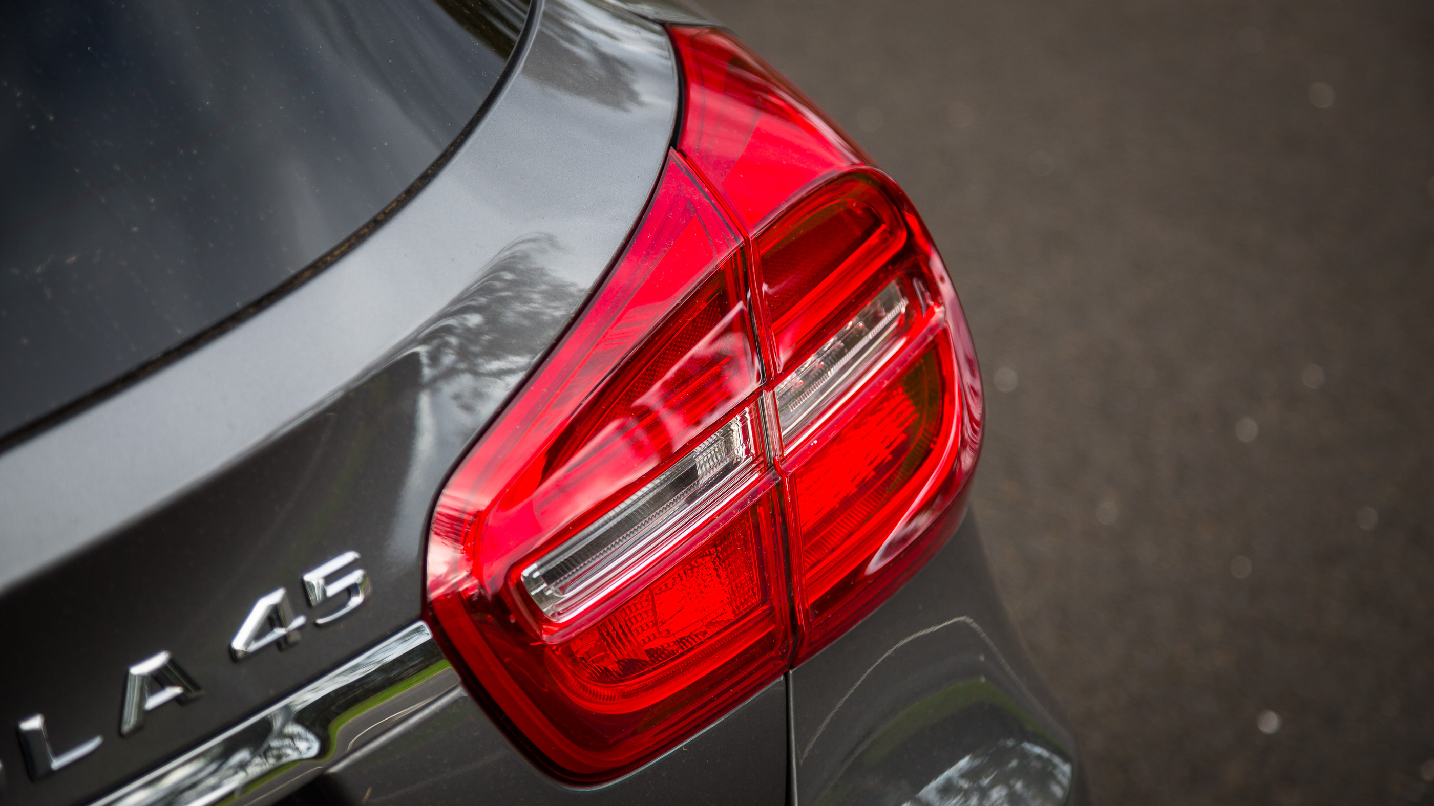 Mercedes-Benz GLA 45 AMG photo 167690