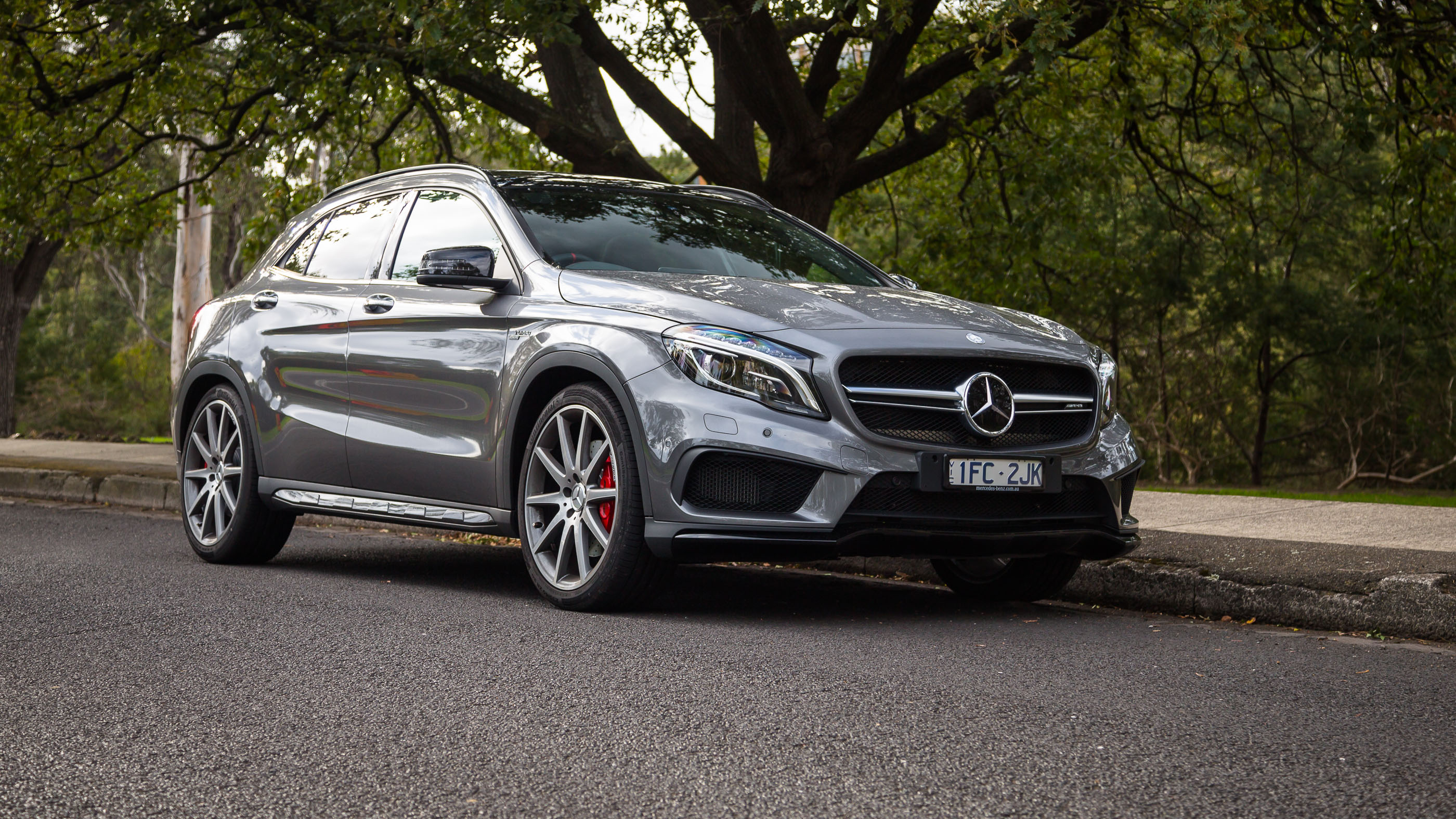 Mercedes-Benz GLA 45 AMG photo 167694