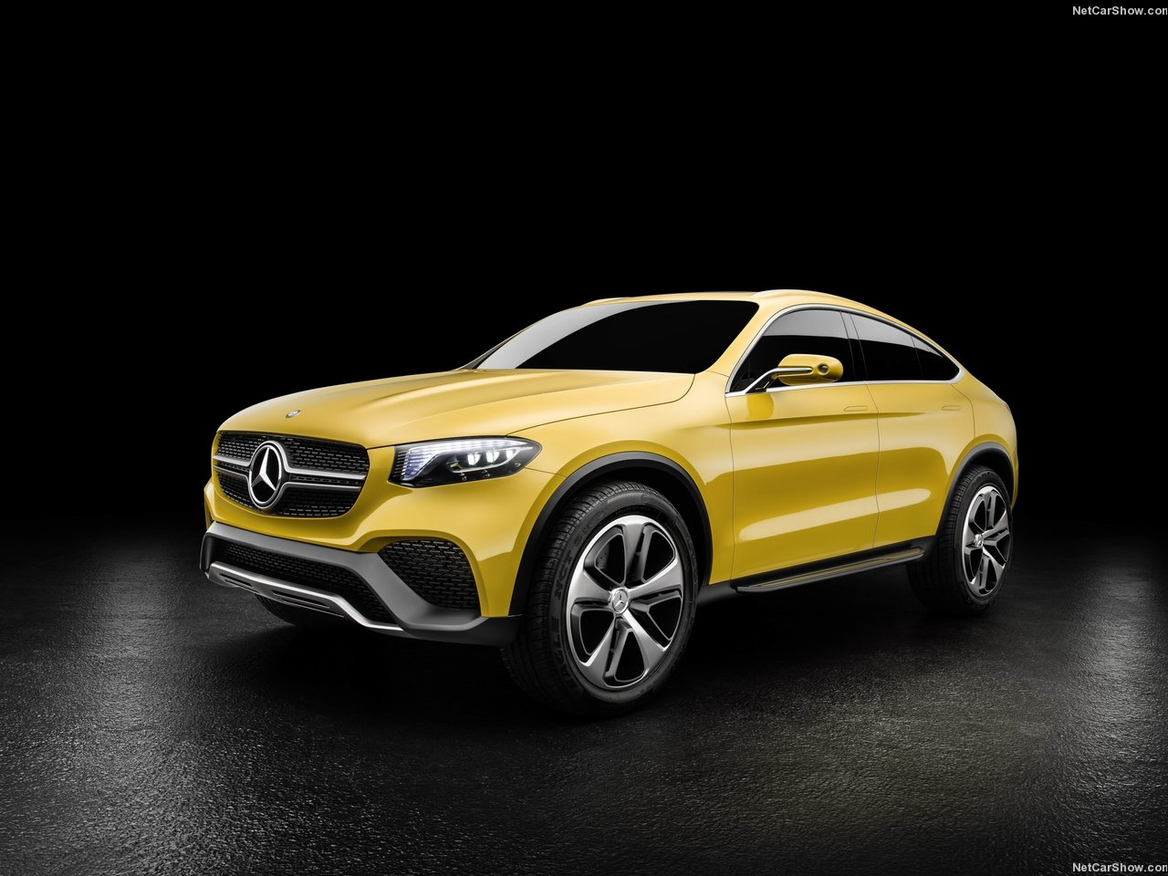 Mercedes-Benz GLC Coupe photo 139888