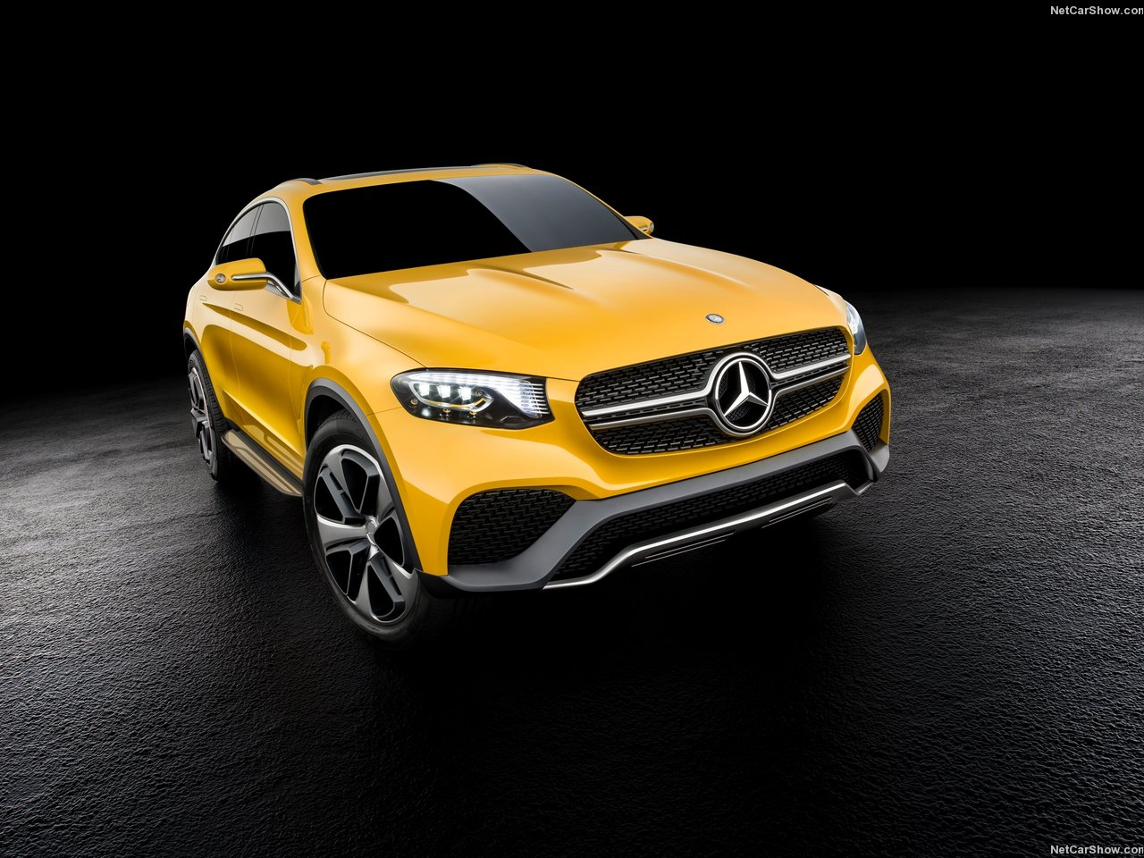 Mercedes-Benz GLC Coupe photo 139889