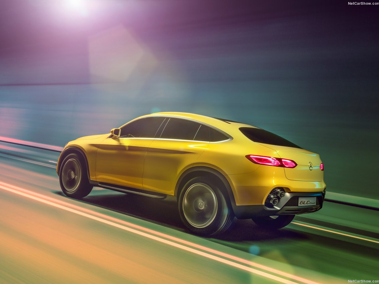 Mercedes-Benz GLC Coupe photo 139892