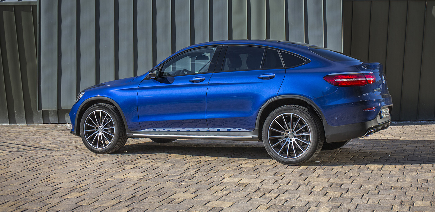 Mercedes-Benz GLC Coupe photo 166018
