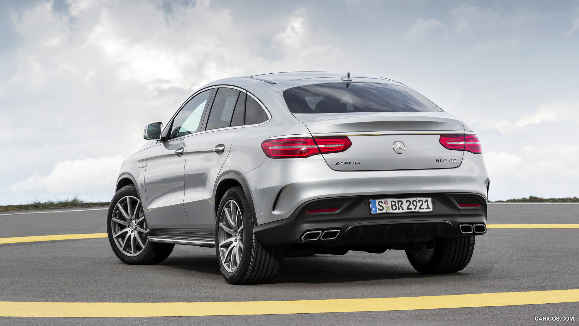 Mercedes-Benz GLE 63 Coupe photo 135676