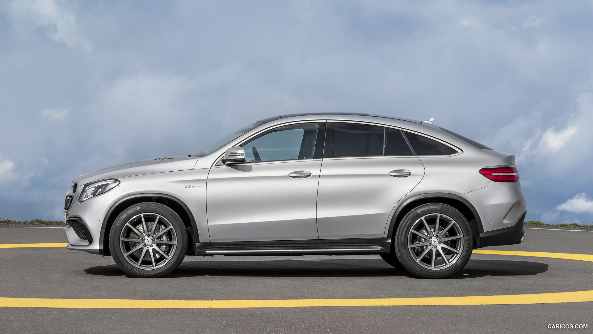 Mercedes-Benz GLE 63 Coupe photo 135678