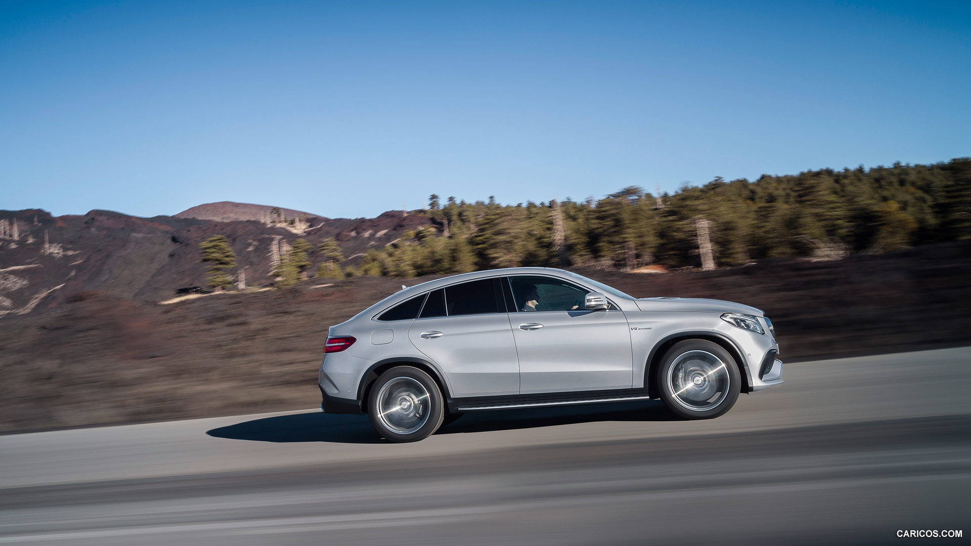 Mercedes-Benz GLE 63 Coupe photo 135682