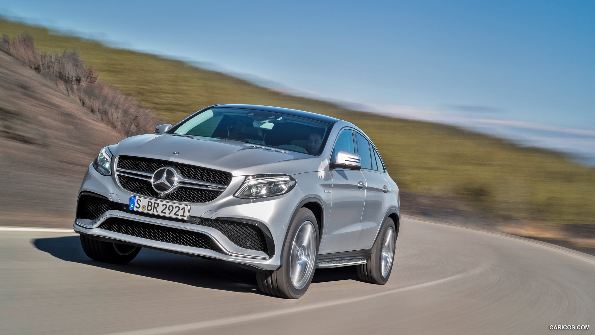Mercedes-Benz GLE 63 Coupe photo 135683