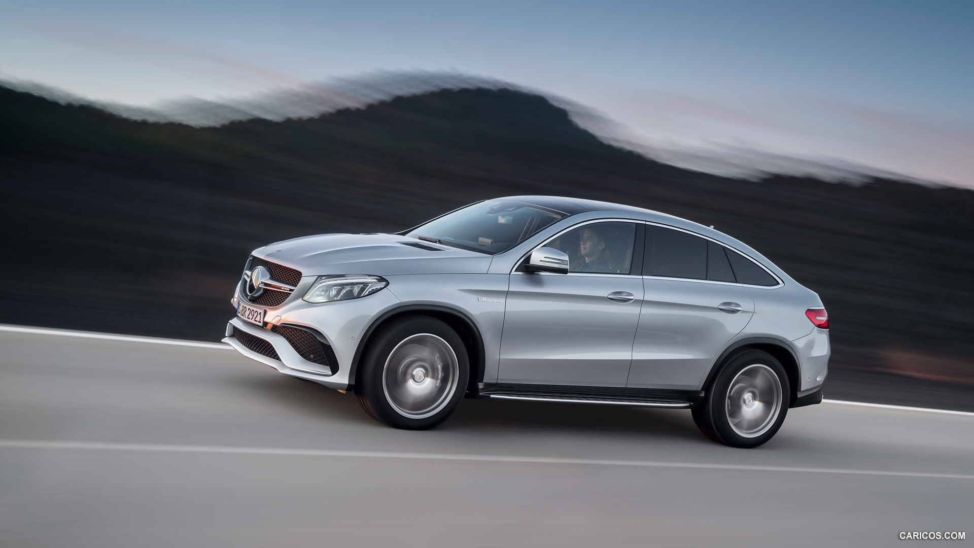 Mercedes-Benz GLE 63 Coupe photo 135685